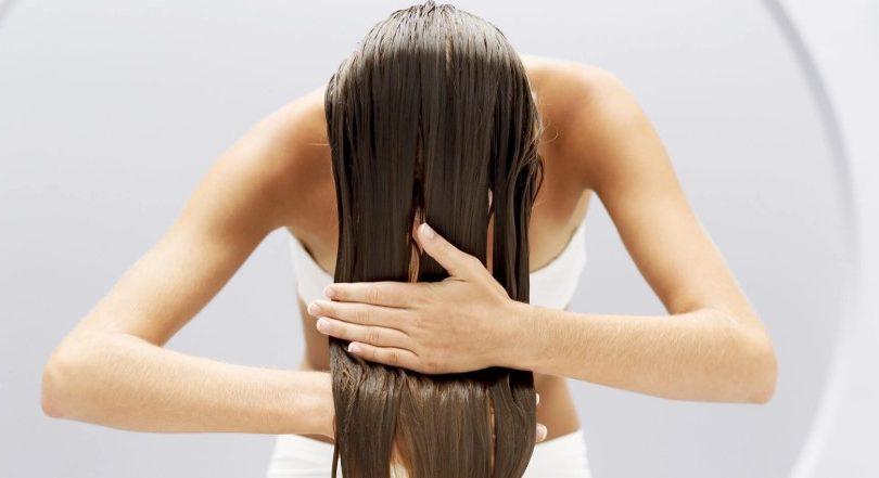 Naturliga mjukgörare för håret